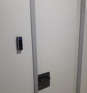 control acceso con suprema xpass
